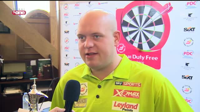 News Reports: Michael Van Gerwen returns to reclaim title a fourth time