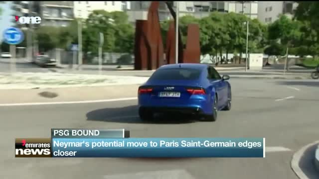 News Reports: Neymar's potential move to Paris Saint-Germain edges closer