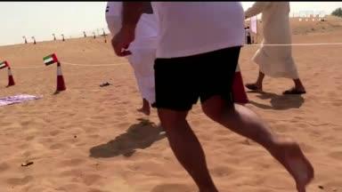 أخبار الإمارات  - بطولة تحدي الرمضة رياضة جديدة إماراتية يتوقع لها انتشار واسع على مستوى العالم