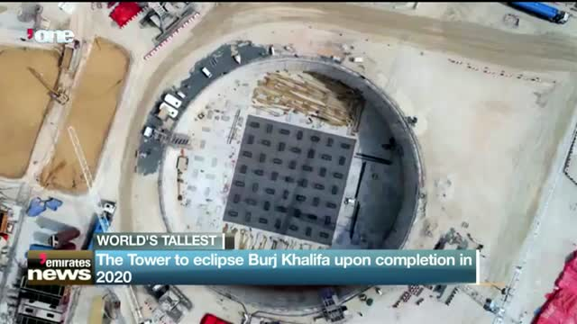 News Reports: The Tower to eclipse Burj Khalifa upon completion in 2020