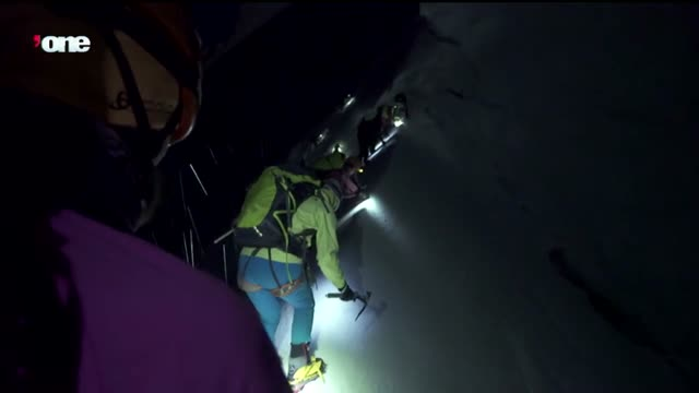 News Reports: Emirati Saeed Al Maamari leads cancer patients to Mont Blanc