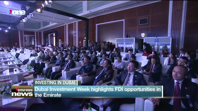 ​News Reports: Dubai Investment Week highlights FDI opportunities in the Emirate