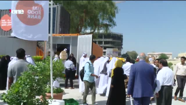 "​News Reports: UAE Food Bank - 2nd location opens in Al Bada'a, Dubai to mark ""world Food Day"""