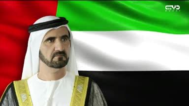 أخبار الإمارات - محمد بن راشد يحضر أفراح قبيلتي الهاجري والحربي