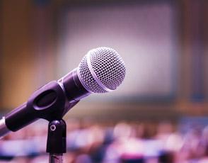 محاضرات و مؤتمرات