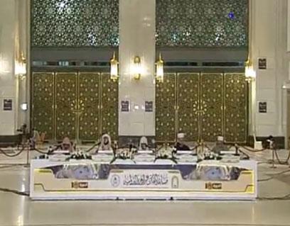 تلاوات قرآنية من مسابقة الملك عبد العزيز