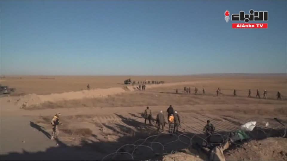 العراق تدشين عمليات عسكرية لملاحقة فلول داعش