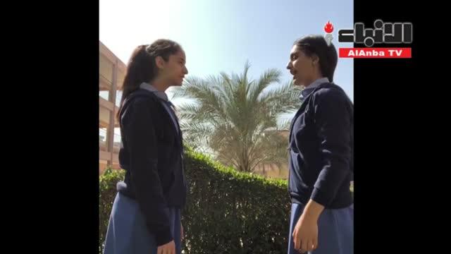 بنات متوسطة القادسية يستعددن لاختبارات الـ «تيمز» العالمية