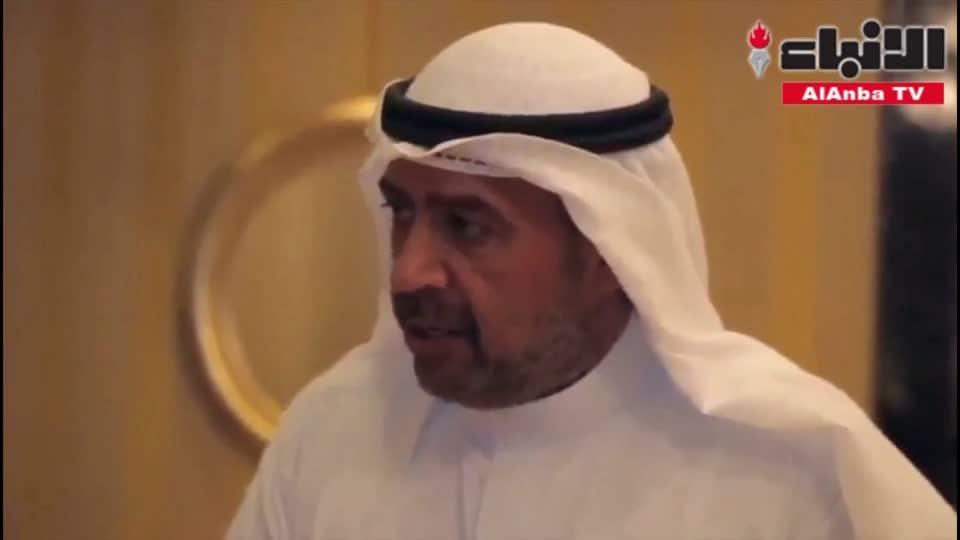 الشيخ احمد الفهد سعيد لرؤية اعلام الكويت ترفرف في انحاء آسياد جاكرتا-بالامبانغ
