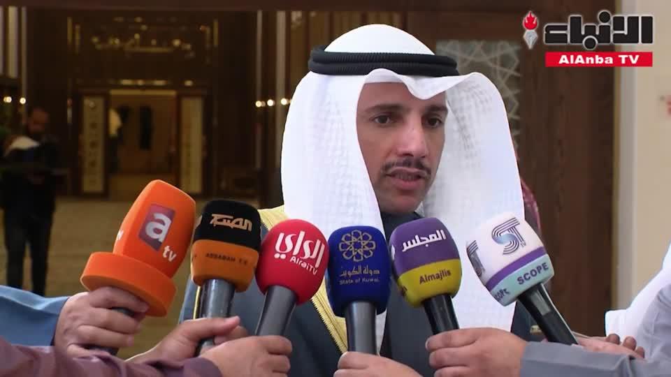 الغانم: مناقشة استجواب وزيرة الشؤون في جلسة الغد واتمنى ان يكون استجوابا راقيا