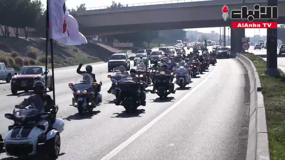 «كويت بايكرز» في مسيرة وطنية بذكرى الشهيد