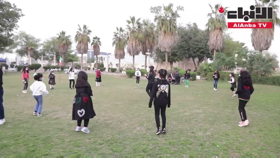 مركز «أسباير زون» أقام يوماً تثقيفياً وطنياً في حديقة مشرف