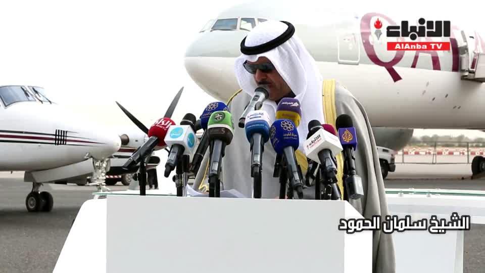 سلمان الحمود: نركز على رفع كفاءة مطار الكويت الدولي