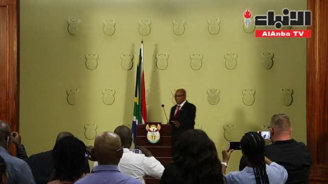 انتخاب رئيس جديد لجنوب أفريقيا خلفا لزوما