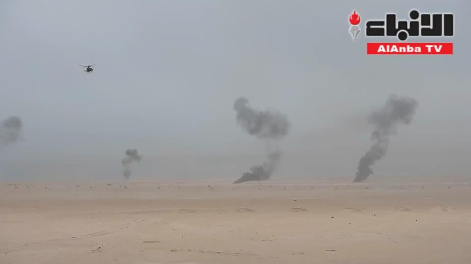 """""""البيرق 7"""" هجوم في عمق أراضي العدو وقصف ناجح للمدفعية"""