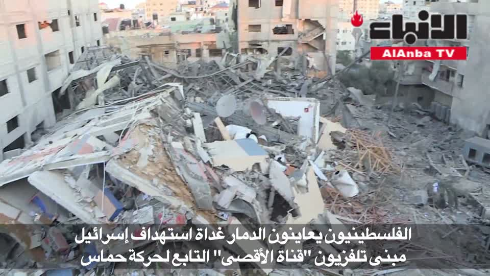 فصائل غزة تعلن «التهدئة» وإسرائيل تواصل القصف «وفق الضرورة»