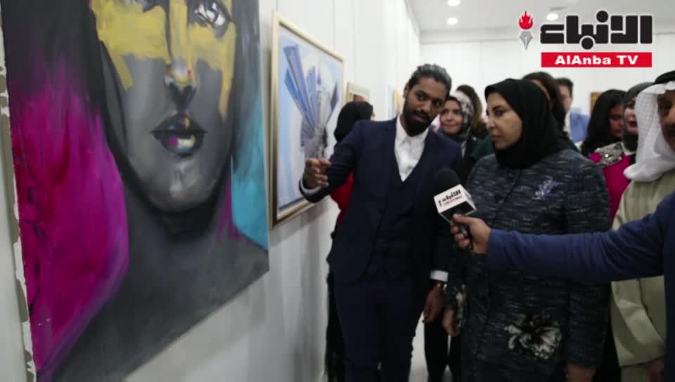 20 فنانا كويتيا وعربيا يشاركون في الملتقى بجمعية الفنون التشكيلية
