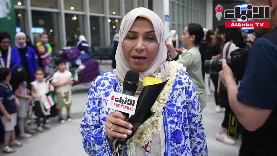 استقبال حافل لأبطال الكويت المشاركين في الاولمبياد الخاص