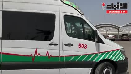 """""""الصحة"""" دشنت 79 سيارة إسعاف جديدة"""