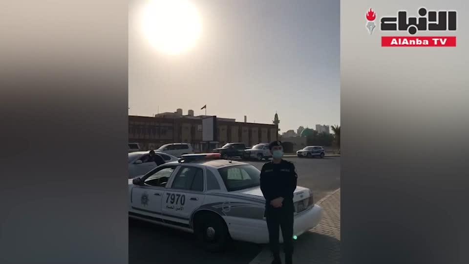 جولة لوكيل وزارة الداخلية المساعد لشؤون الأمن العام ثالث أيام العيد