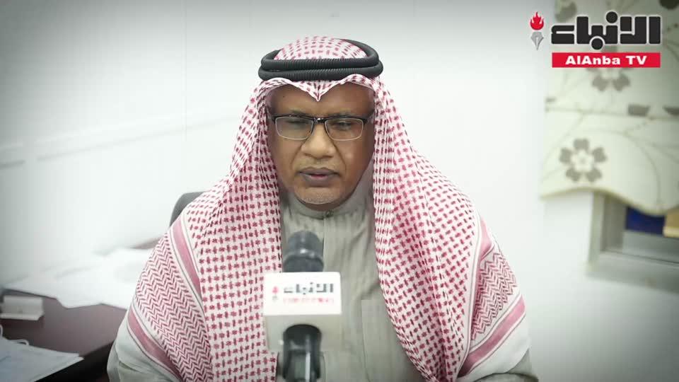 نائب رئيس مجلس إدارة جمعية الشعب التعاونية مطلق عبدالله السويلم فرحة التحرير لا توصف