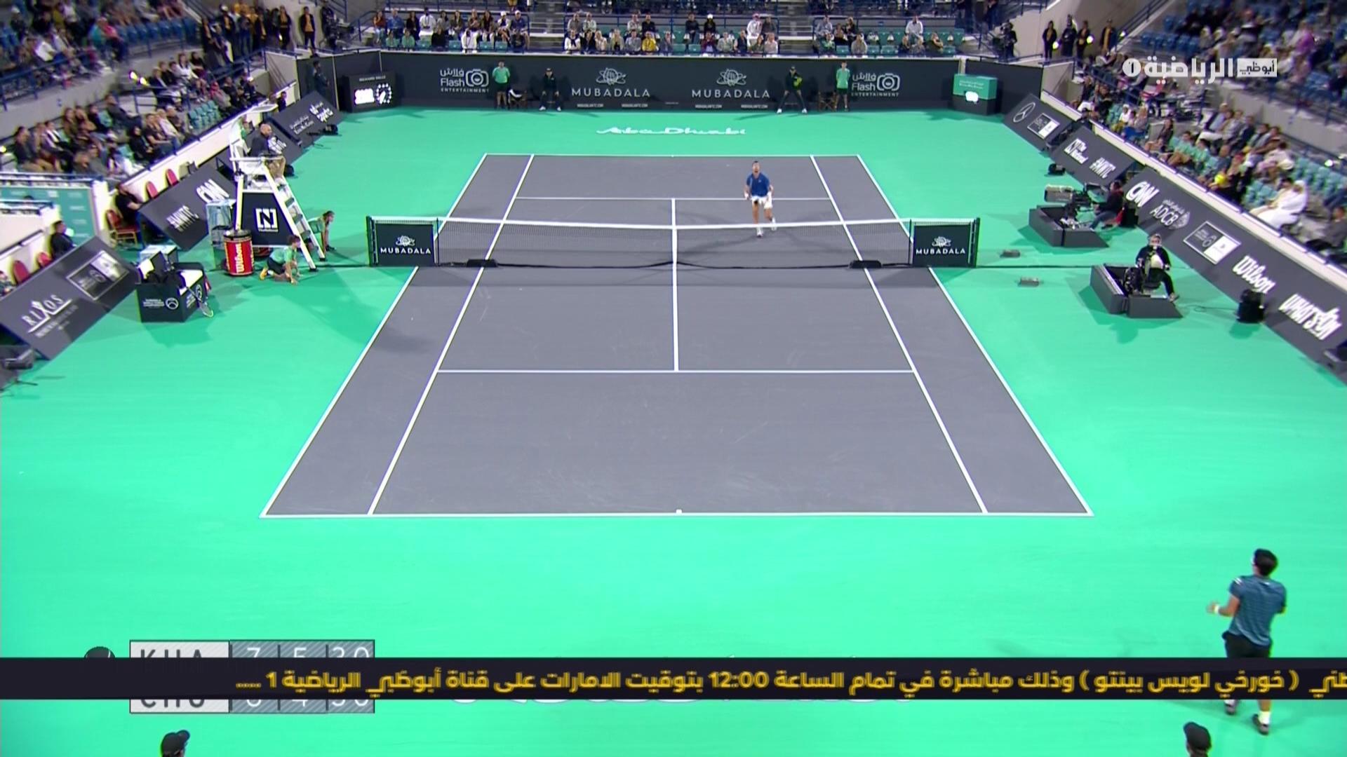 AD Sports - قناة أبو ظبي الرياضية 1 Catch Up